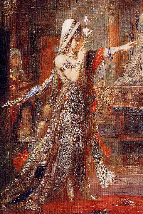 Gustave Moreau Salome