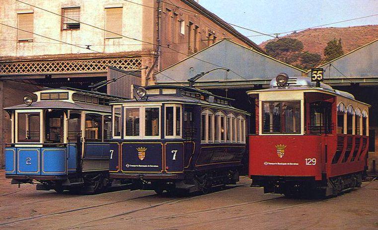 Tibidabo tramvies