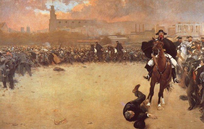 Ramon Casas - La càrrega