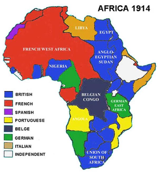 africa-1914