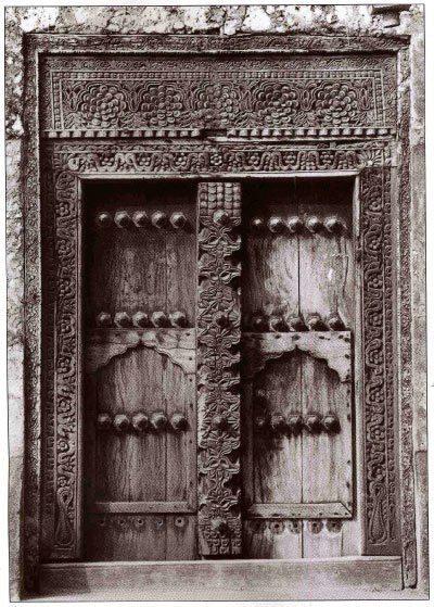 17 Zanzibar door