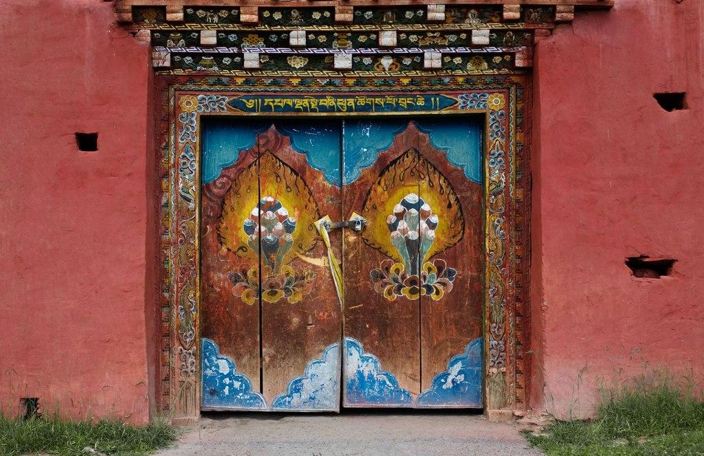 Porta del Tibet