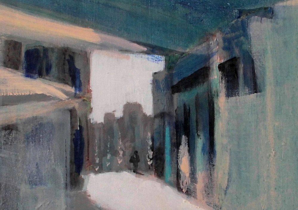 Francesc Arumí -La solitud existencial