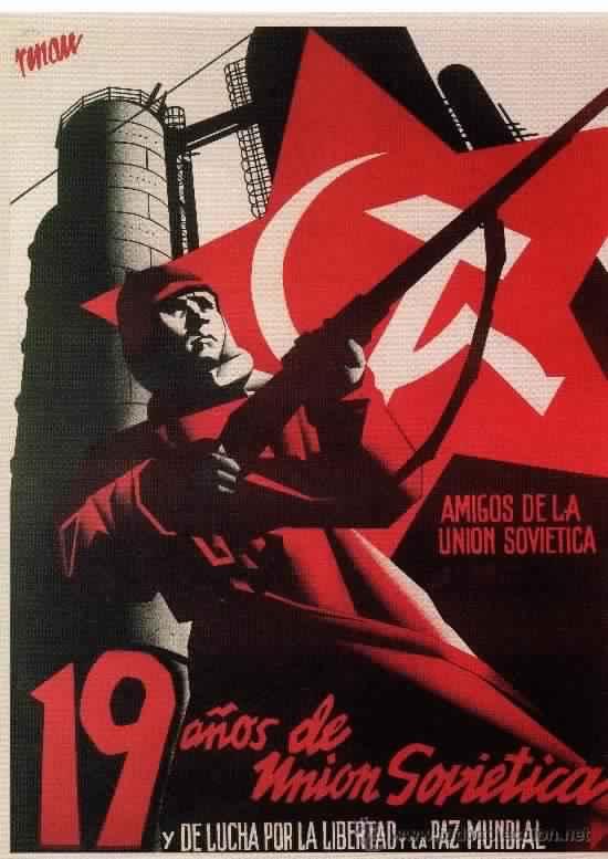Renau -19 años de URSS