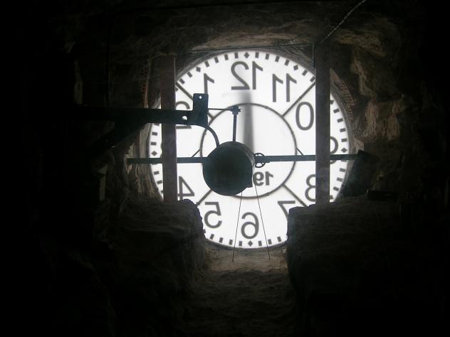 Rellotge de la torre -Alcalà de Xivert