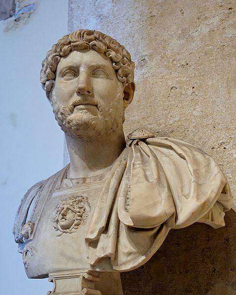 Bust d'Adrià  -Musei Capitolini