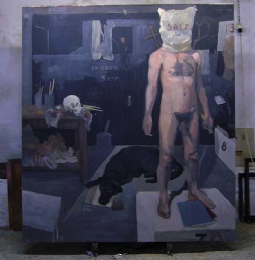 Georg Massanés -Obra en procés