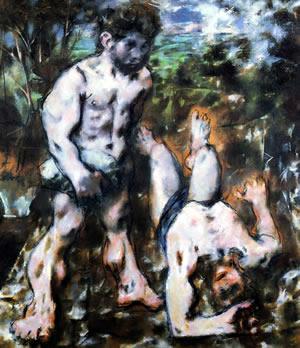 Jack Levine, Cain & Abel