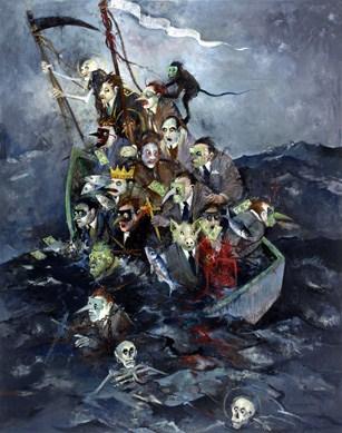 John Alexander  -Ship Of Fools 2006-07