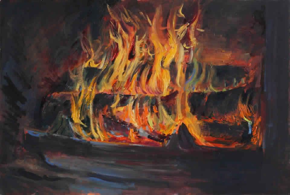 Rob Pointon -Fire study