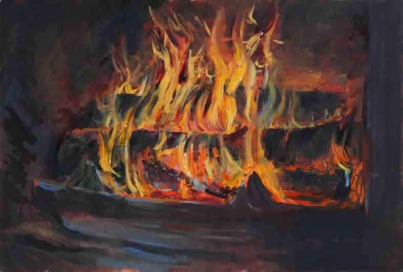 Rob Pointon -Fire study