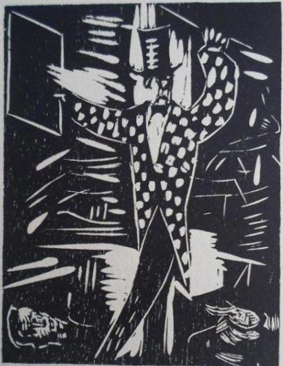 Francisco Bores -Litografía