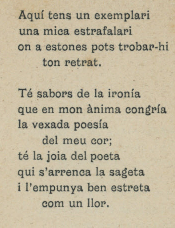 Jaume Bofill i Mates -De Somnis