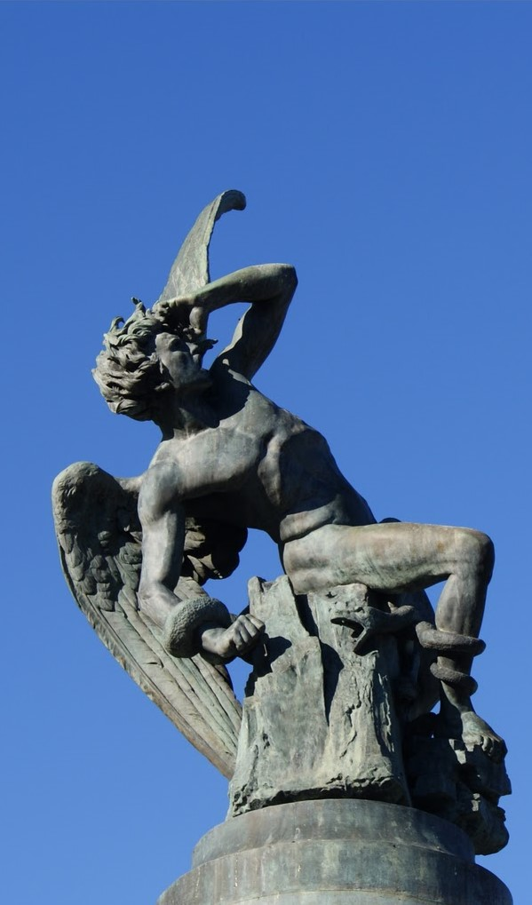 Angel rebelde en Madrid (3)