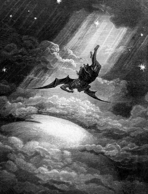 Gustave Doré -From Paradise lost