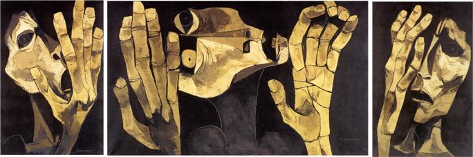 oswaldo-guayasamin-the-cry-1983