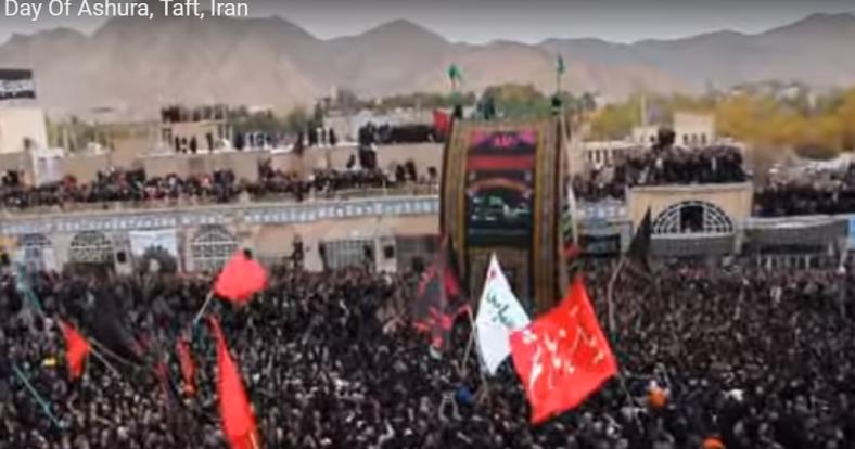 Ashura -Taft Iran