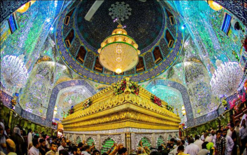 Imam Ali ibn AbiTalib Najaf