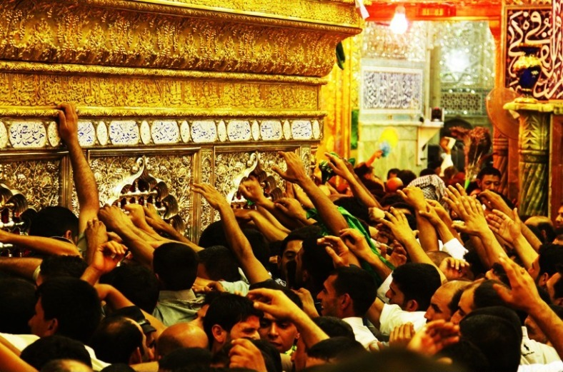 Imam Hussein tomb 01