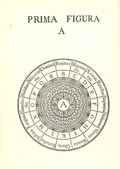 Llull -Ars poètica