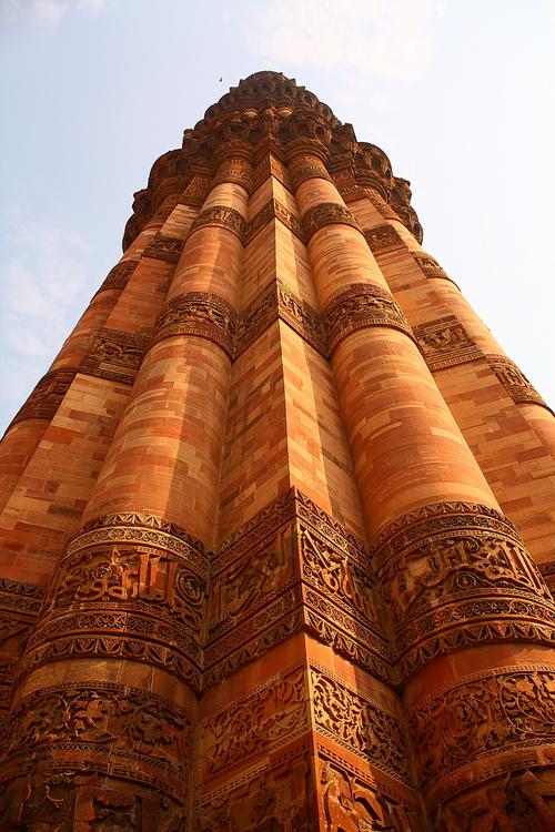 Qutb-minar -Delhi minaret (3)
