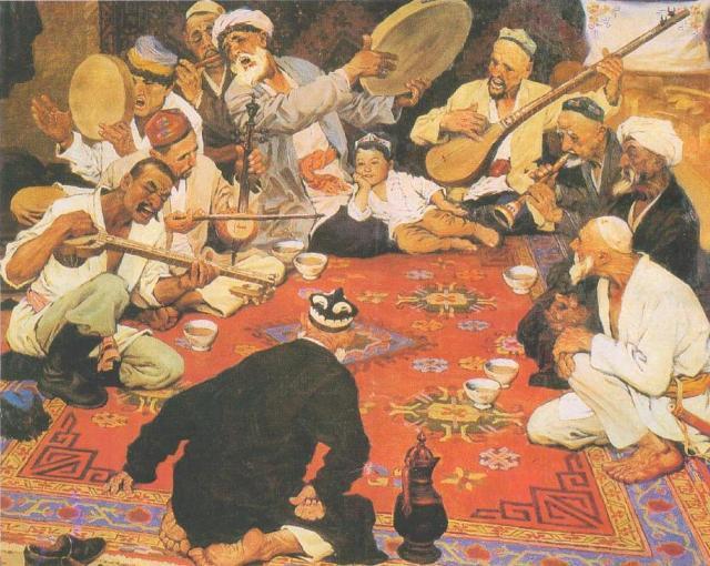 Ghazi Emet -Music lovers