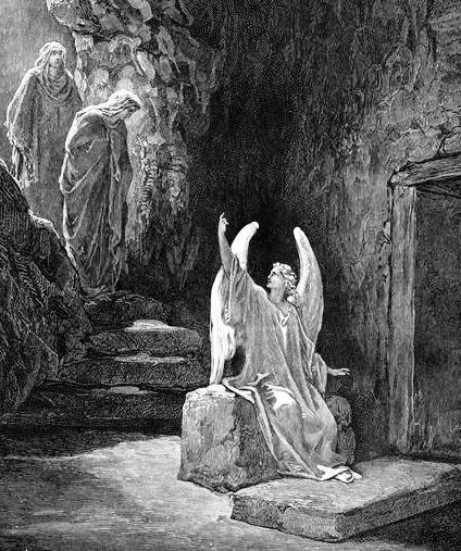 Gustave Dore -Ilustración para el Nuevo Testamento