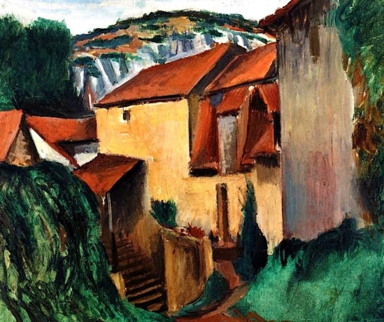 Derain André -Landscape 1912