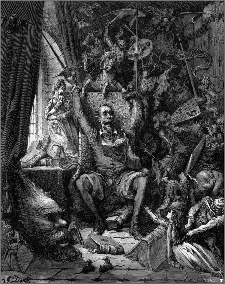Doré -Don Quixote 1