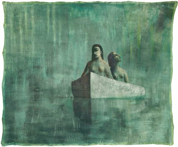 simonetta martini -the boat 1998
