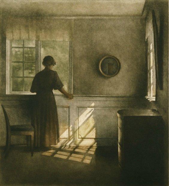 Vilhelm Hammershøi 28
