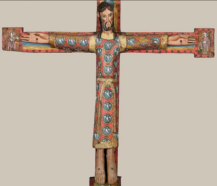 Crucifix de la Cerdanya al Museo de Bilbao
