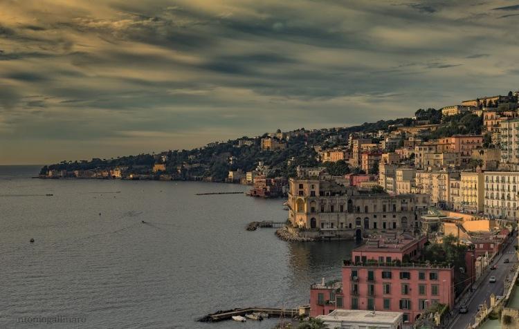 Napoli -capo posillipo