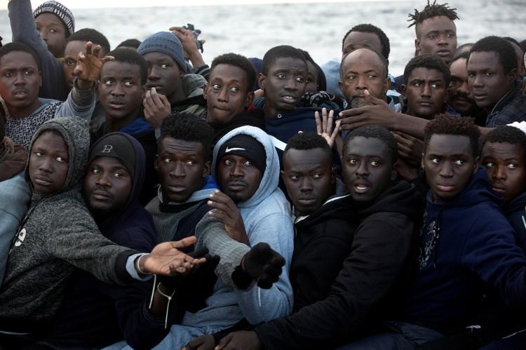 Refugiats patera